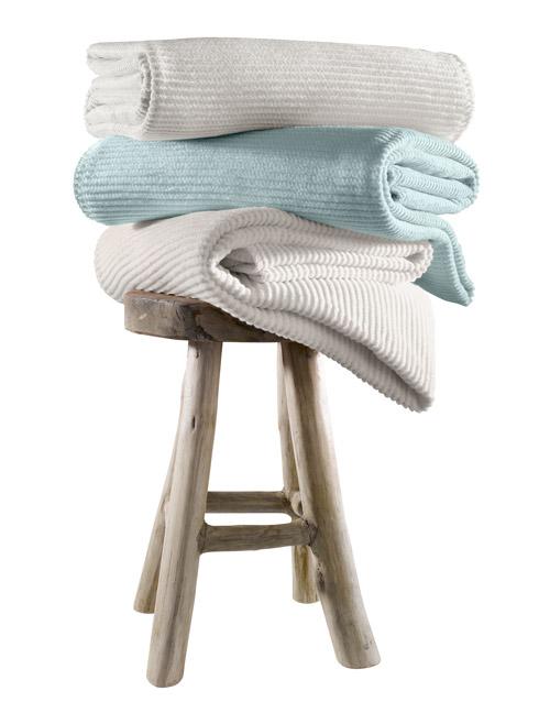 Hocker mit Decken