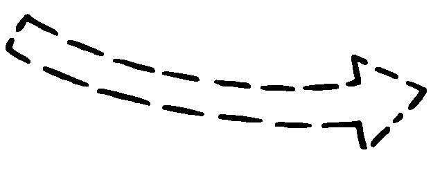 Pfeil zeigt nach rechts