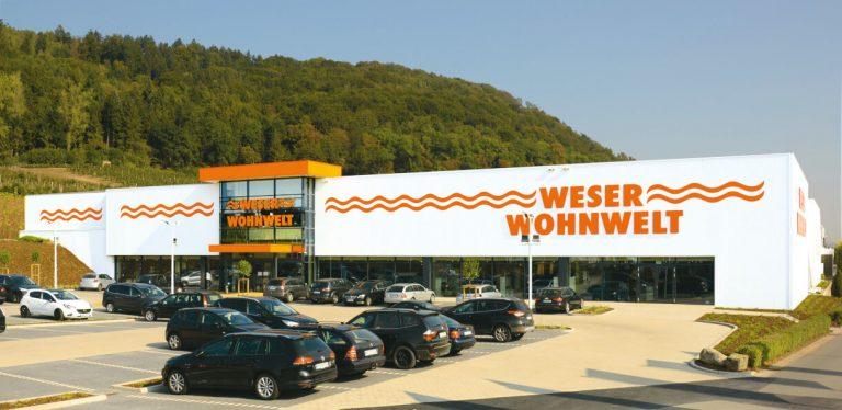 Weser Wohnwelt Hausabbildung