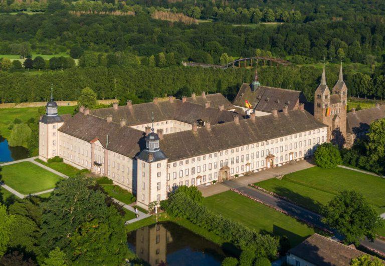 Schloss Corvey in Höxter